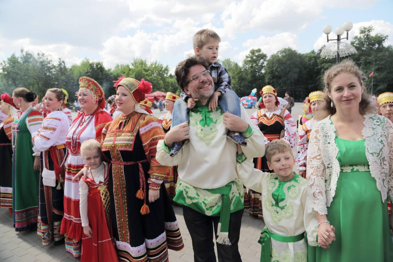 «Тебя мы славим на многия лета» - 16 Июня 2014 - Красногорские ВЕСТИ
