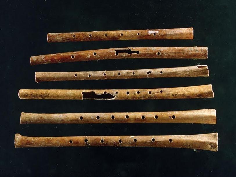Артем Корсун: Древнейшие музыкальные инструменты - ПОЛИТ.РУ